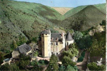 Le château de Laborie